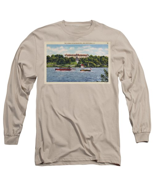 The Alamac Or Breslin Hotel Long Sleeve T-Shirt