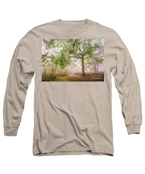 The Autumn Path Long Sleeve T-Shirt