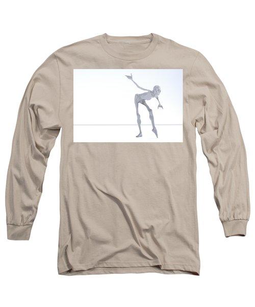The Beautiful Lisa Bow 019 Long Sleeve T-Shirt