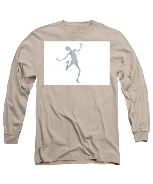 The Beautiful Lisa Dance 044 Long Sleeve T-Shirt