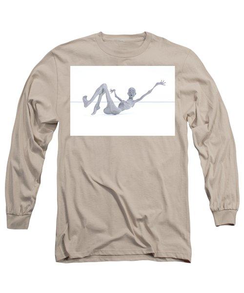 The Beautiful Lisa Sing 023 Long Sleeve T-Shirt
