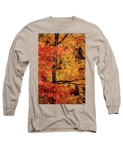 The Colors Of Fall Long Sleeve T-Shirt