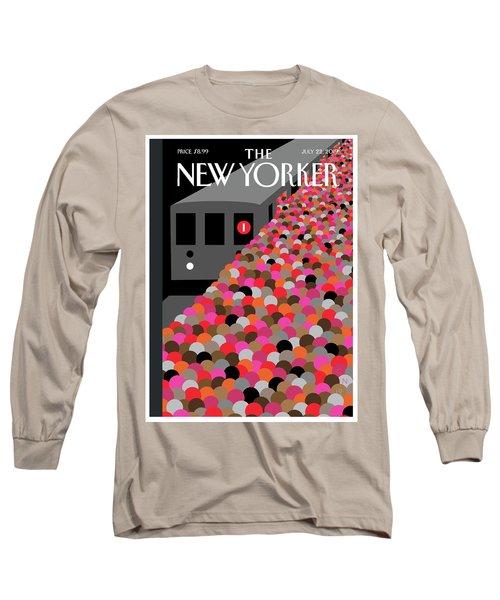 The Commute Long Sleeve T-Shirt