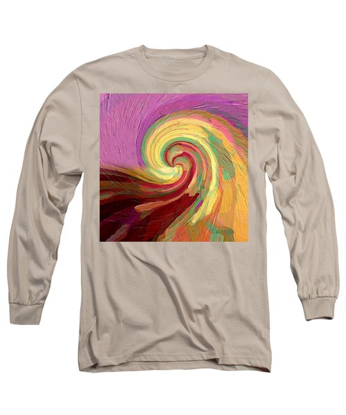 The Consumption Of Fire Long Sleeve T-Shirt