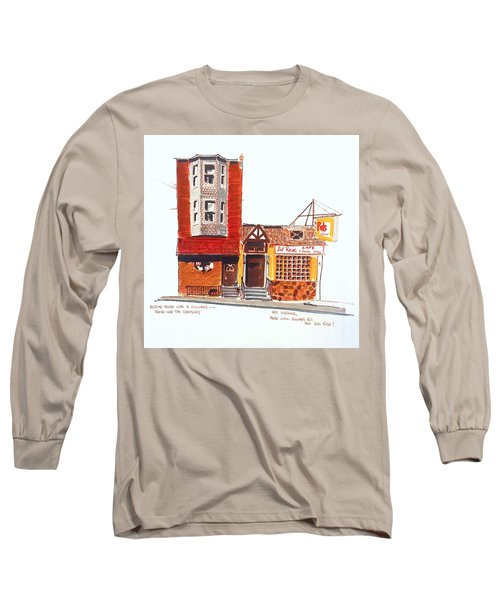 The Del Rose Long Sleeve T-Shirt