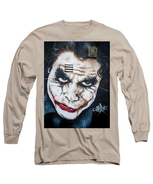 The Joker Long Sleeve T-Shirt