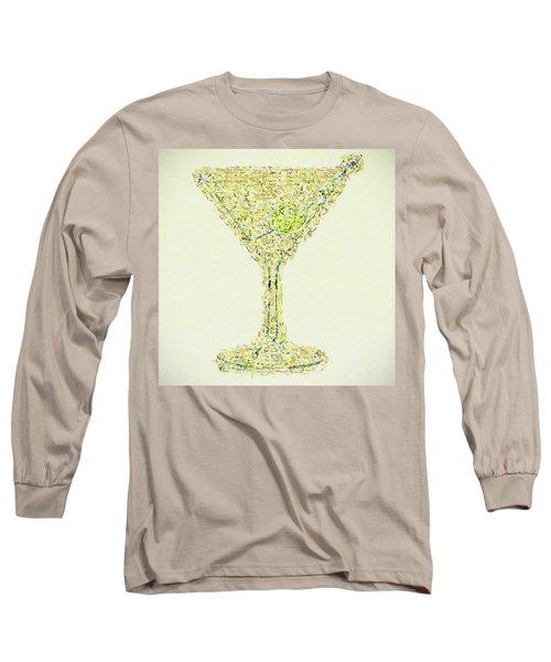 The Martini Long Sleeve T-Shirt