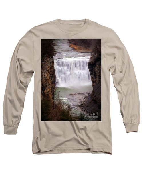 The Middle Falls Long Sleeve T-Shirt
