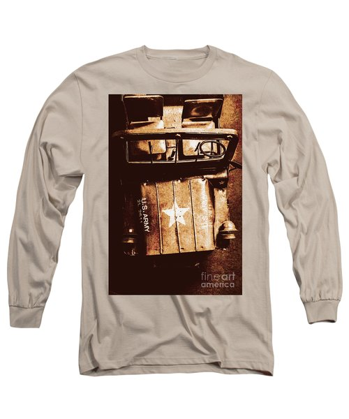 The Old Guard Long Sleeve T-Shirt