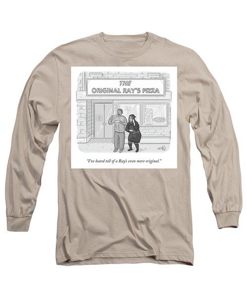 The Original Ray's Long Sleeve T-Shirt