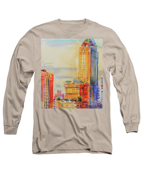 The Pierre, New York Long Sleeve T-Shirt