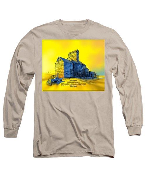 The Ross Elevator Version 4 Long Sleeve T-Shirt