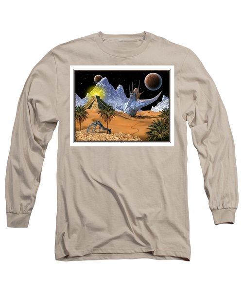 The Survivor Long Sleeve T-Shirt