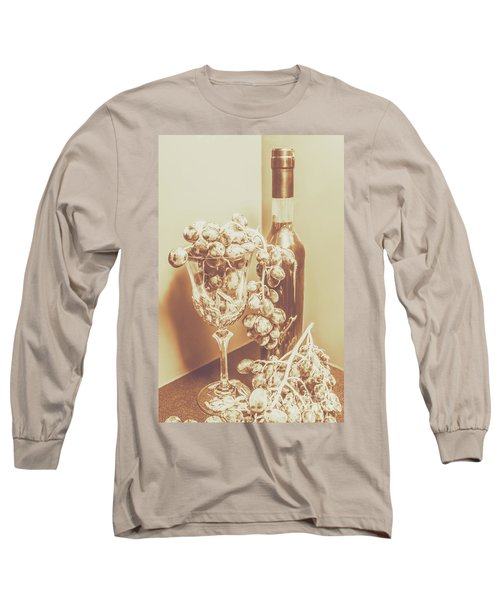 The Vine Cellar Long Sleeve T-Shirt