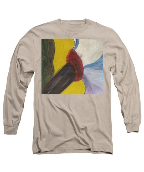 The Wind Blows And Things Fall Long Sleeve T-Shirt