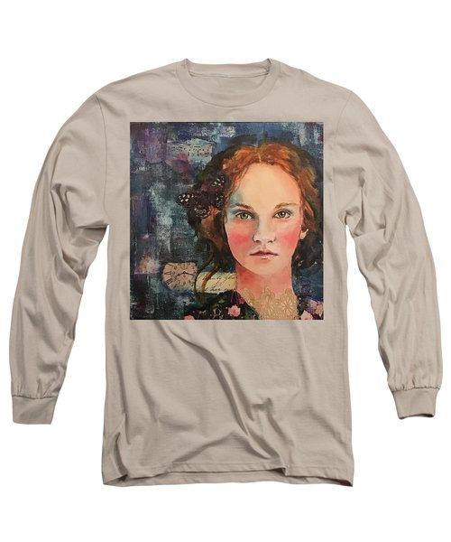The Winged One Long Sleeve T-Shirt