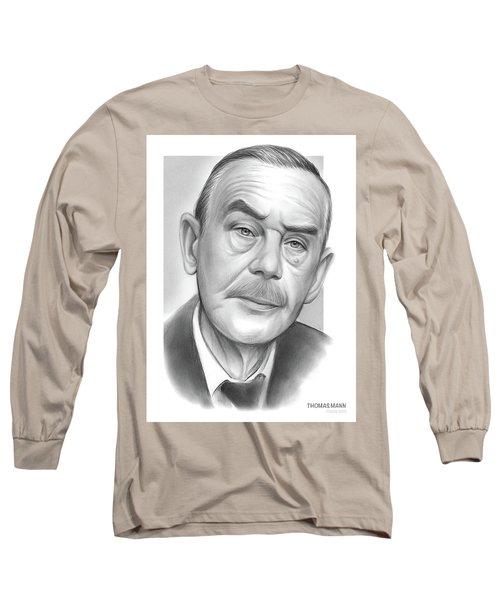 Thomas Mann Long Sleeve T-Shirt
