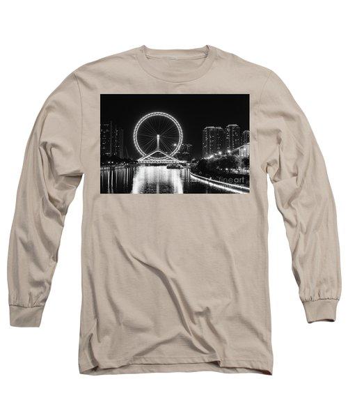 Tianjin Eye Long Sleeve T-Shirt