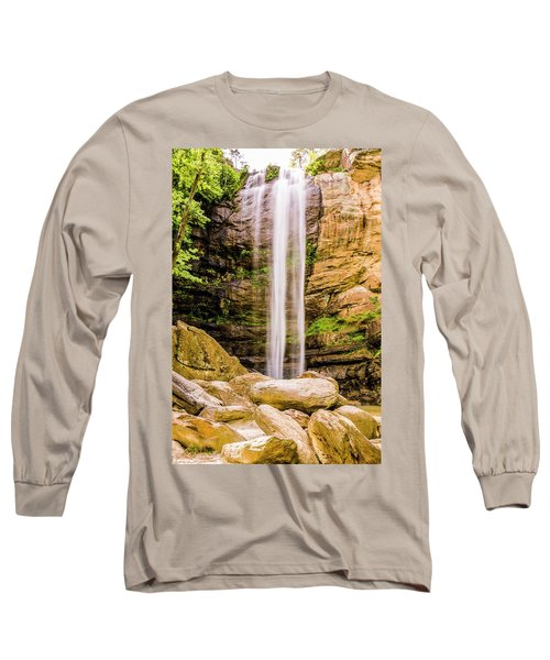 Toccoa Falls Long Sleeve T-Shirt