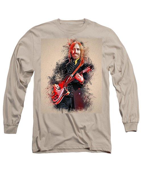 Tom Petty - 35 Long Sleeve T-Shirt