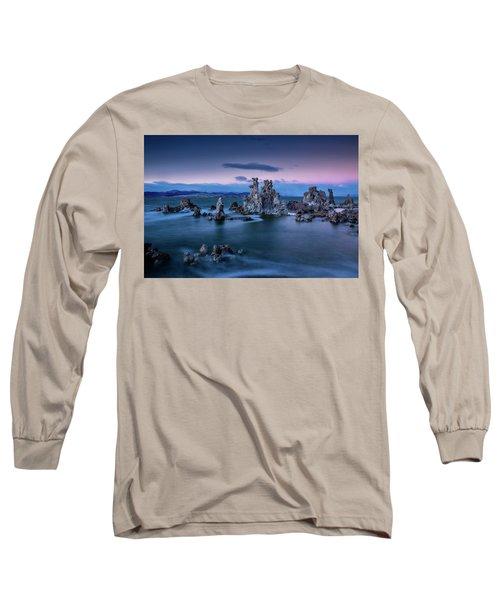 Towers Of Tufa Long Sleeve T-Shirt