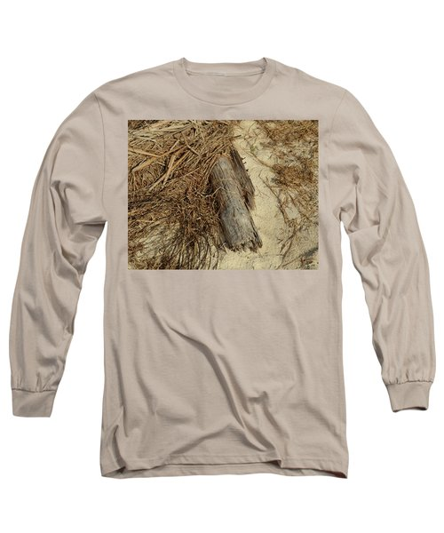 Tree In The Reeds Long Sleeve T-Shirt