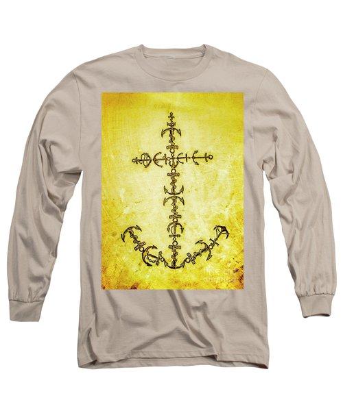 Tribal Waters Long Sleeve T-Shirt
