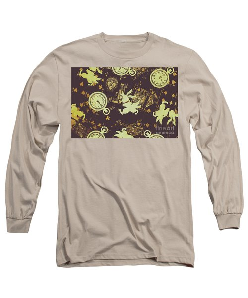 Tricks And Illusions Long Sleeve T-Shirt