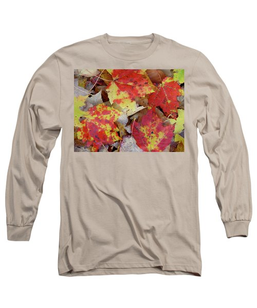 True Autumn Colors Long Sleeve T-Shirt