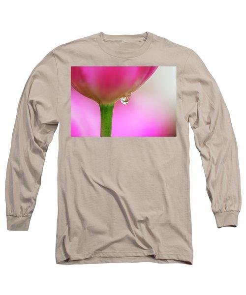 Tulip Drop Long Sleeve T-Shirt