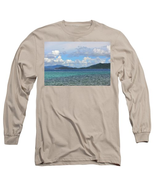 Two Nations Long Sleeve T-Shirt