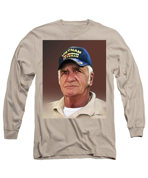 Uncle Poppy By Spano Long Sleeve T-Shirt