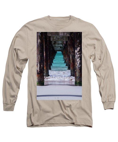 Under The Pier #3 Opf Long Sleeve T-Shirt