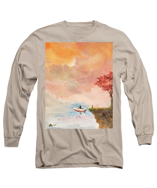 Unfettered Long Sleeve T-Shirt