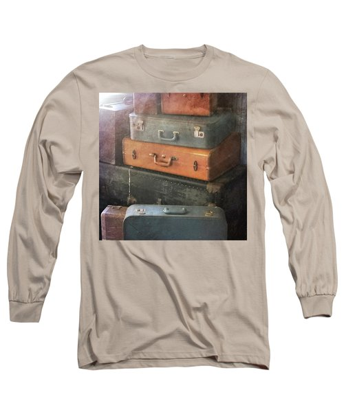 Up In The Attic Long Sleeve T-Shirt