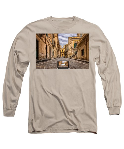 Upgrade Architecture Long Sleeve T-Shirt