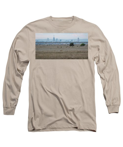 Urban Pride Long Sleeve T-Shirt