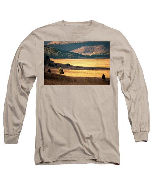 Valles Caldera Detail Long Sleeve T-Shirt