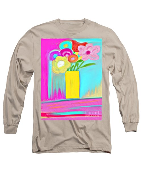Vase Of Life Long Sleeve T-Shirt