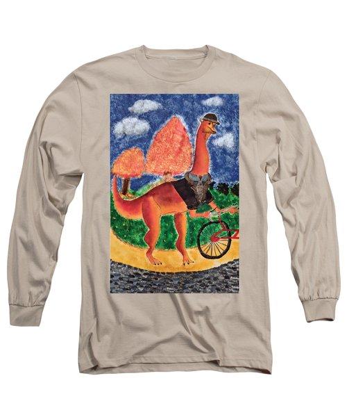 Veloci-saurus Long Sleeve T-Shirt