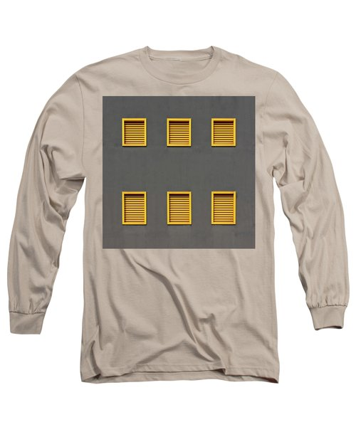 Verona Windows 3 Long Sleeve T-Shirt