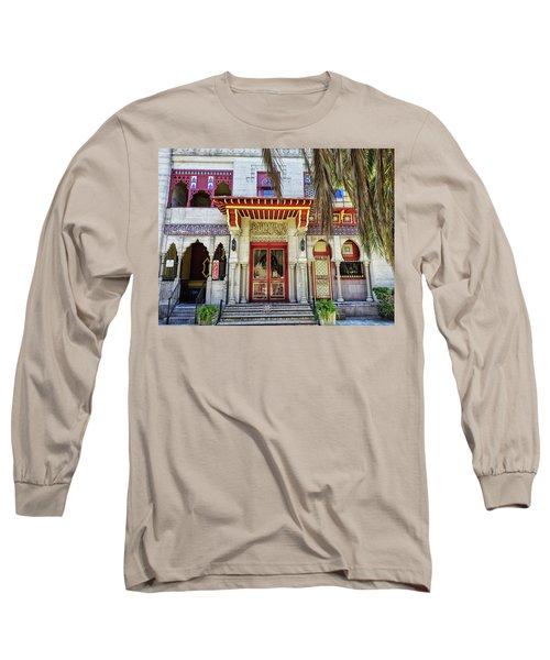 Villa Zorayda Long Sleeve T-Shirt