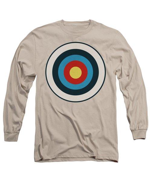Vintage Target Long Sleeve T-Shirt