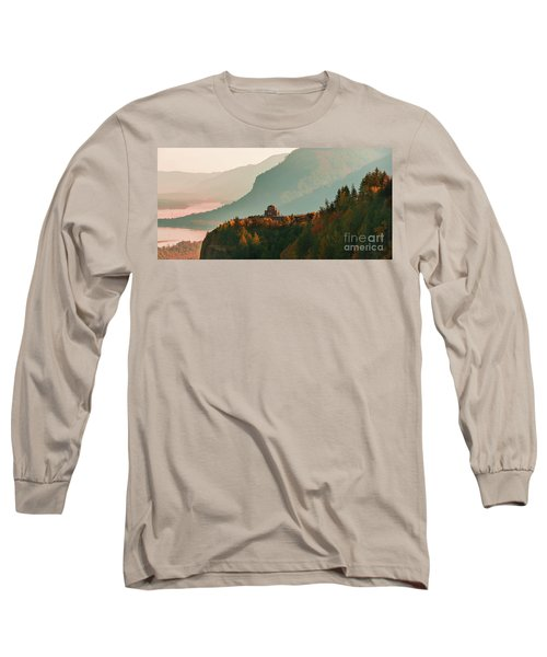 Vista House Long Sleeve T-Shirt