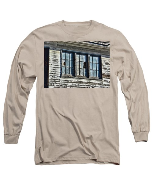 Warehouse Windows Long Sleeve T-Shirt