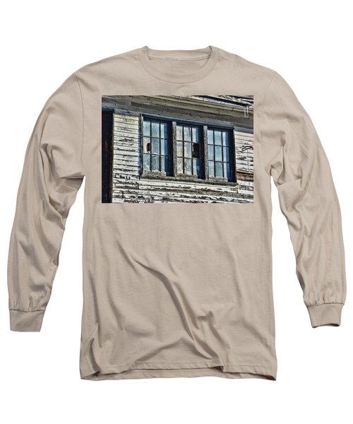 Warehouse Windows Long Sleeve T-Shirt
