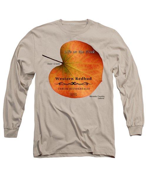 Western Redbud Long Sleeve T-Shirt