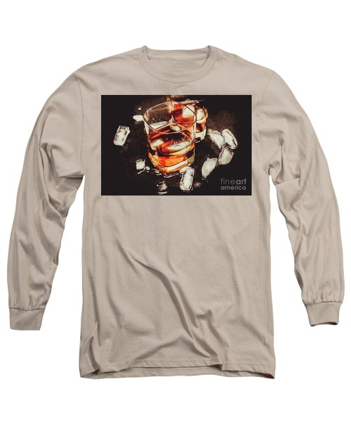 Wet Bar Long Sleeve T-Shirt