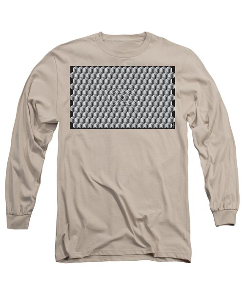 What Does Ai Look Like To Ai Long Sleeve T-Shirt