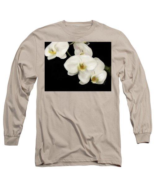 White Innocence Long Sleeve T-Shirt